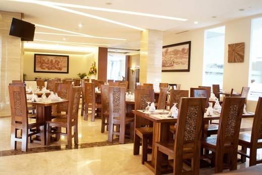 Hotel Safin Pati Pati - Buffet