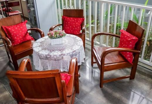 NIDA Rooms Selayang 28 Medan Baru - Ruang tamu