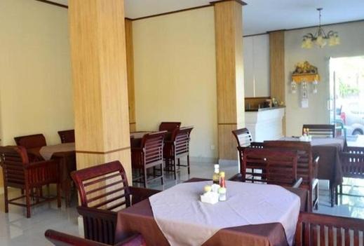 Stana Puri Anom Bali - Restaurant