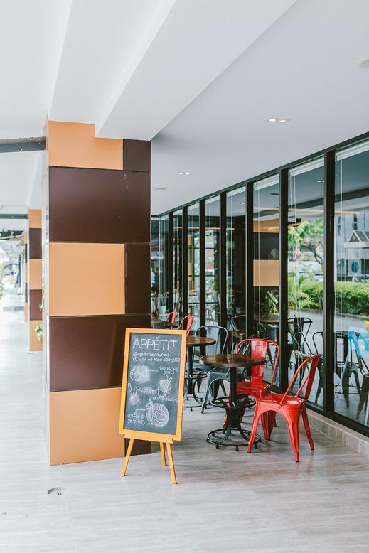 Barelang Hotel Nagoya Batam Batam - Appetit Restaurant
