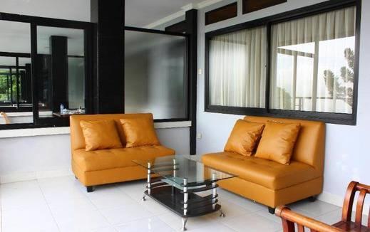 Hotel Tjokro Bogor - Ruang tamu