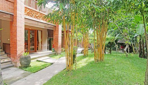 ZEN Premium Ubud Pengosekan 2 Bali - Tampak luar