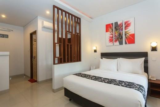 Rabasta Kubu Bali Suites Seminyak Bali - interior