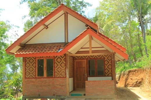 Pondok Wisata Kalibiru Jogja - Exterior
