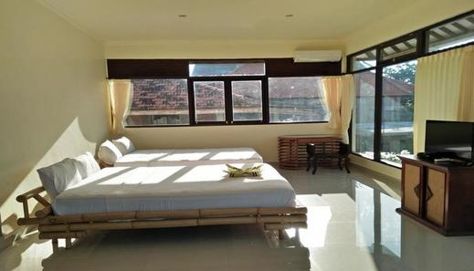 Puri Mandhara Guest House Bali - Room
