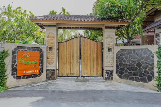 OYO 3836 Vedanta Villa Bali - Facade