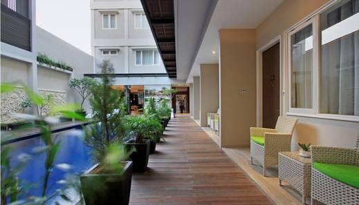 Ohana Hotel Kuta - gambar