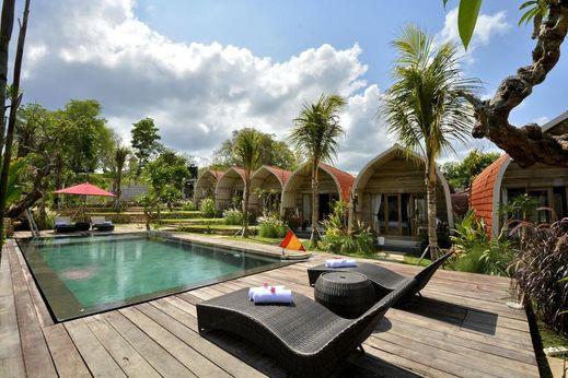 Kompyang Cottage Bali - Pool