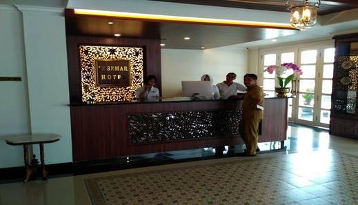 Le Semar Hotel Serang - Interior