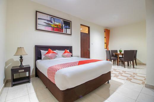 OYO 2688 Guntur Hotel Bali - Bedroom