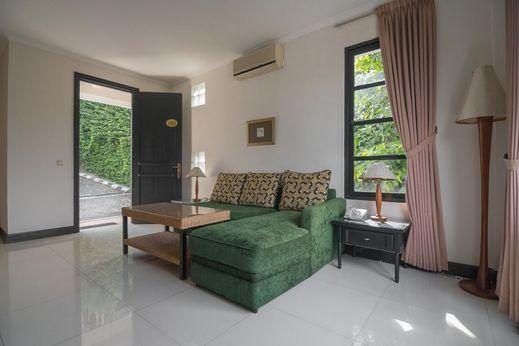 Casa D'Ladera Hotel Bandung Bandung - Interior