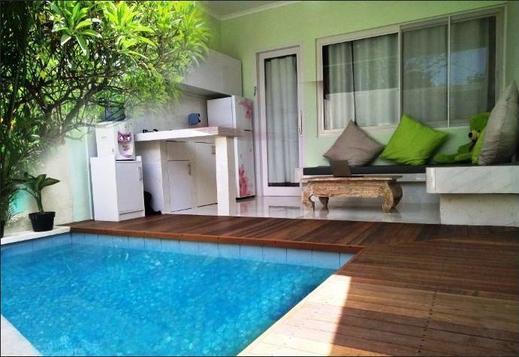 Bali Paradise Suites Seminyak  Bali - Bali Paradise Suites Seminyak