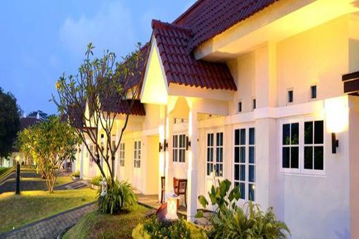 The Royale Krakatau Hotel Cilegon - Eksterior