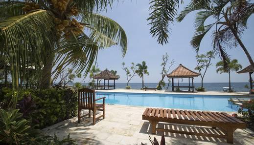 Tanjung Alam Hotel Bali - Kolam Renang