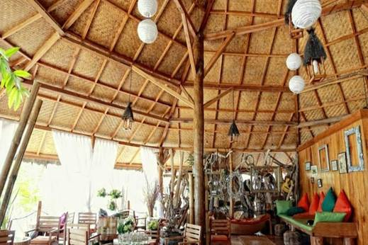 Waecicu Eden Beach Hotel Manggarai Barat - Interior