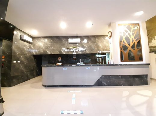 Nusalink AMS Near Mangga Besar Jakarta - Lobby