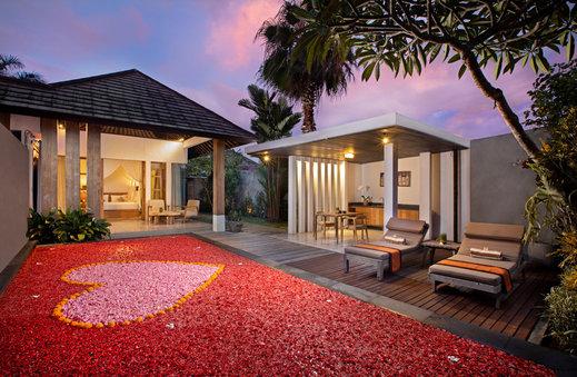 Villa Kayu Lama Bali - Kolam Renang-One Bedroom Pool Villa