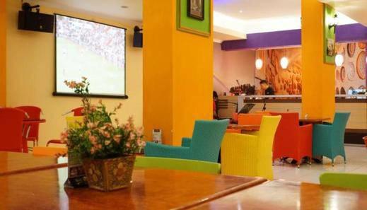 Hotel Pelangi Lampung - Lobby