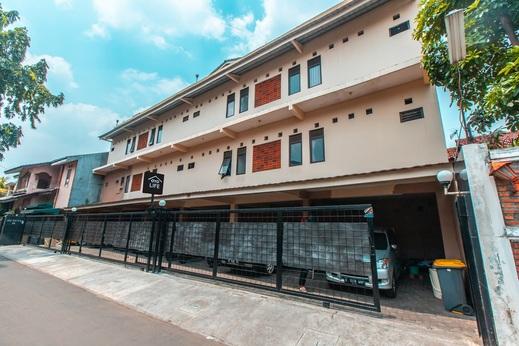 OYO Life 1799 BTX 31 Residence Tangerang Selatan - Facade