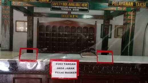 Hotel Batik Yogyakarta - Hygiene