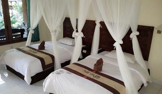 Puri Dalem Cottages Bali - Guestroom