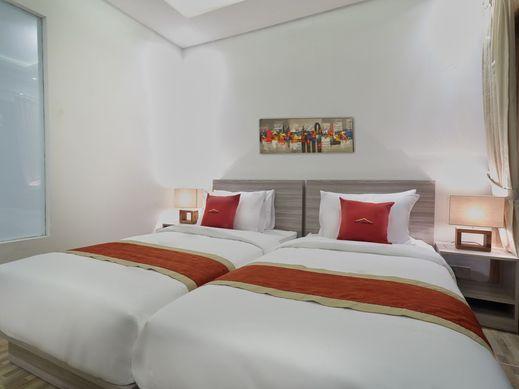 The Tempekan Nyang-Nyang Bali - Deluxe Twin Room