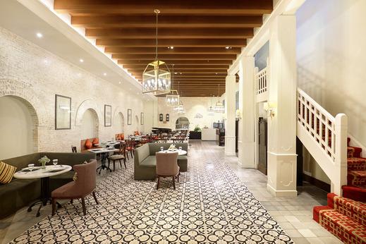 Kokoon Hotel Surabaya Surabaya - Tempat makan