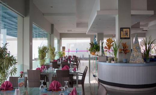 Tanjung Kodok Beach Resort Lamongan - Restoran