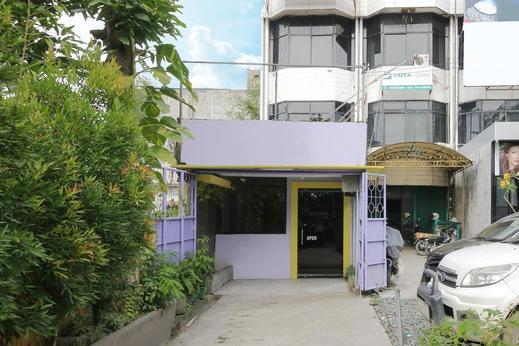 Airy Plaza Mitra Pegadaian 1 Banjarmasin - Hotel Front