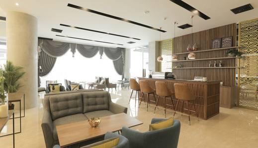 Kyriad Hotel Muraya Aceh Banda Aceh - Lounge/Coffee