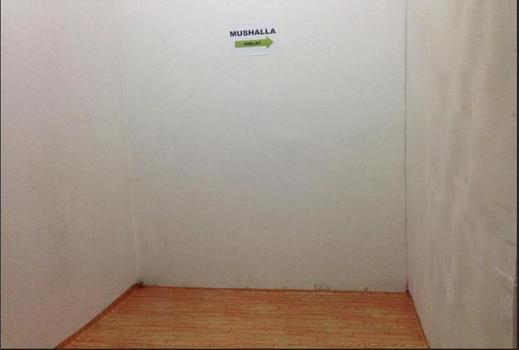 Wisma Darussalam Banda Aceh - Prayer Room