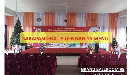 Hotel 95 Pontianak - GRAND BALLROOM 95