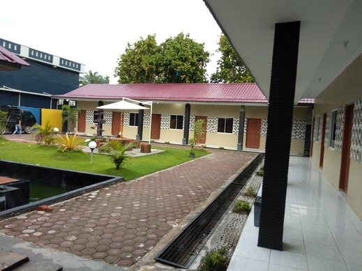 Marcell Hotel Deli Serdang - Exterior