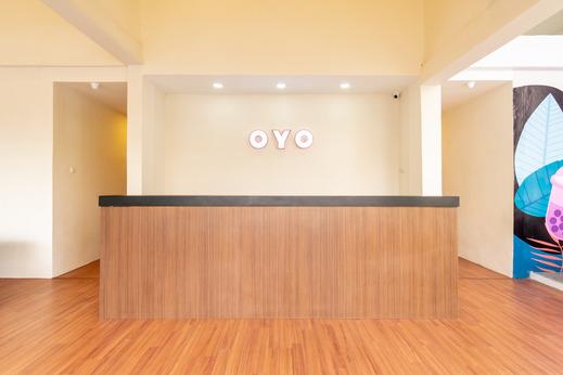 OYO 1457 Tmj Guest House Medan - reception