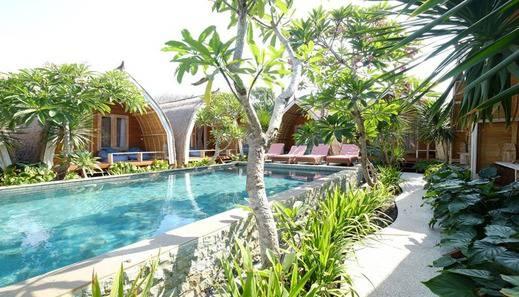Paradesa Villa Lombok - Exterior