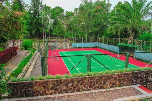 Nuansa Maninjau Resort Hotel Agam - Tennis