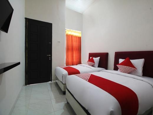 OYO 3002 Wisma Alda Syariah Bandar Lampung - BEDROOM ST T-2