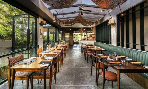 Bisma Eight Bali - Restaurant