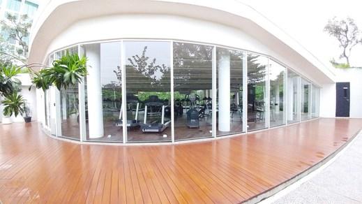 Spacious 2BR Satu8 Residence near Puri Mall By Travelio Jakarta - Pusat kebugaran
