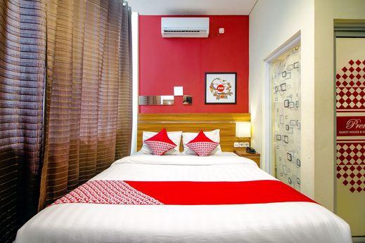 OYO 1057 Premier Guest House Yogyakarta - Bedroom
