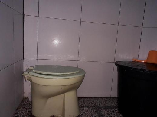 Rice Terrace Homestay Lombok - Bathroom
