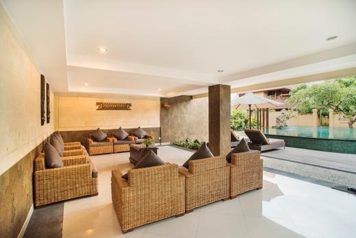 Sri Phala Resort & Villa Bali - Seating Area Sri Phala Sanur