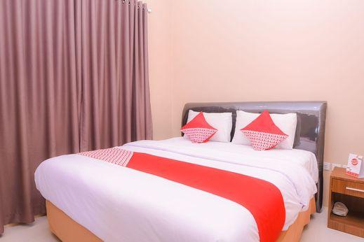 OYO 1262 Sabang Fair Hotel Sabang - Bedroom