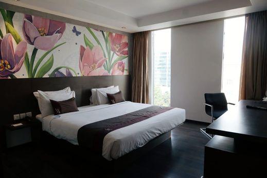Akmani Hotel Jakarta - Kamar Deluxe King