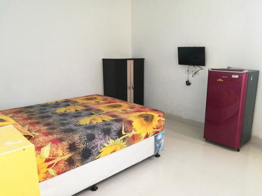 OYO 3856 Tizta Suites Bali Bali - Bedroom