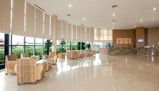 Hotel Luwansa Palangkaraya Palangka Raya - Interior