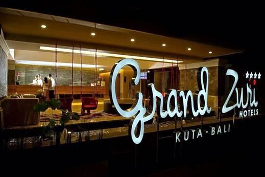Grand Zuri Kuta Bali - Grand Zuri Front Picture