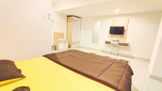 Apartemen Grand Kamala Lagoon by Neo Room Bekasi - Bedroom