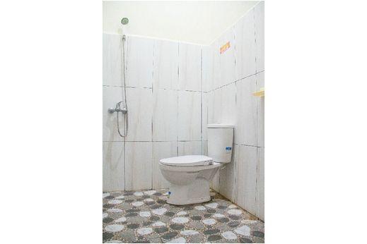 Miniatur Kampung Surga Semarang - Bathroom