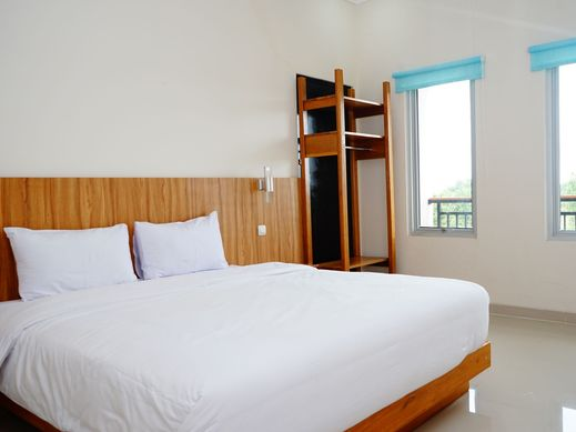 Kelayang Beach Hotel Belitung - Bedroom